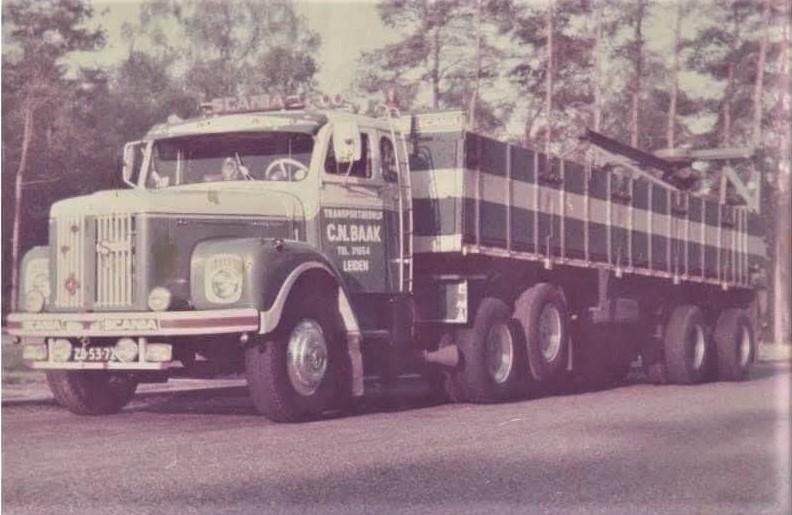 Scania-Vabis-6X2