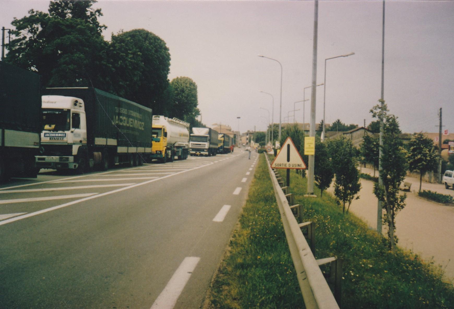 Veroni-Otto-Franken-Staking-Tournus-Frankrijk-1992-