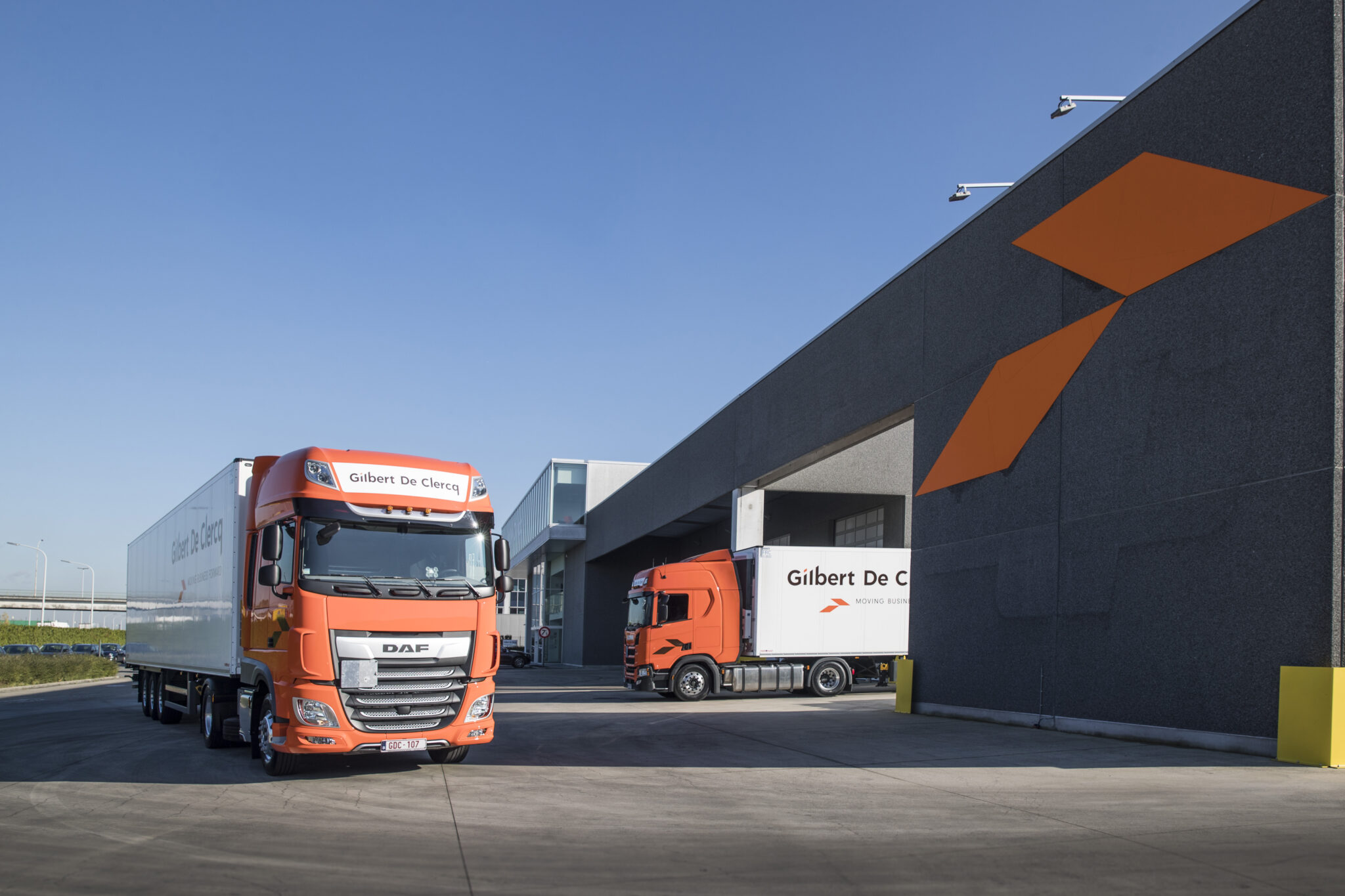 Daf-Scania