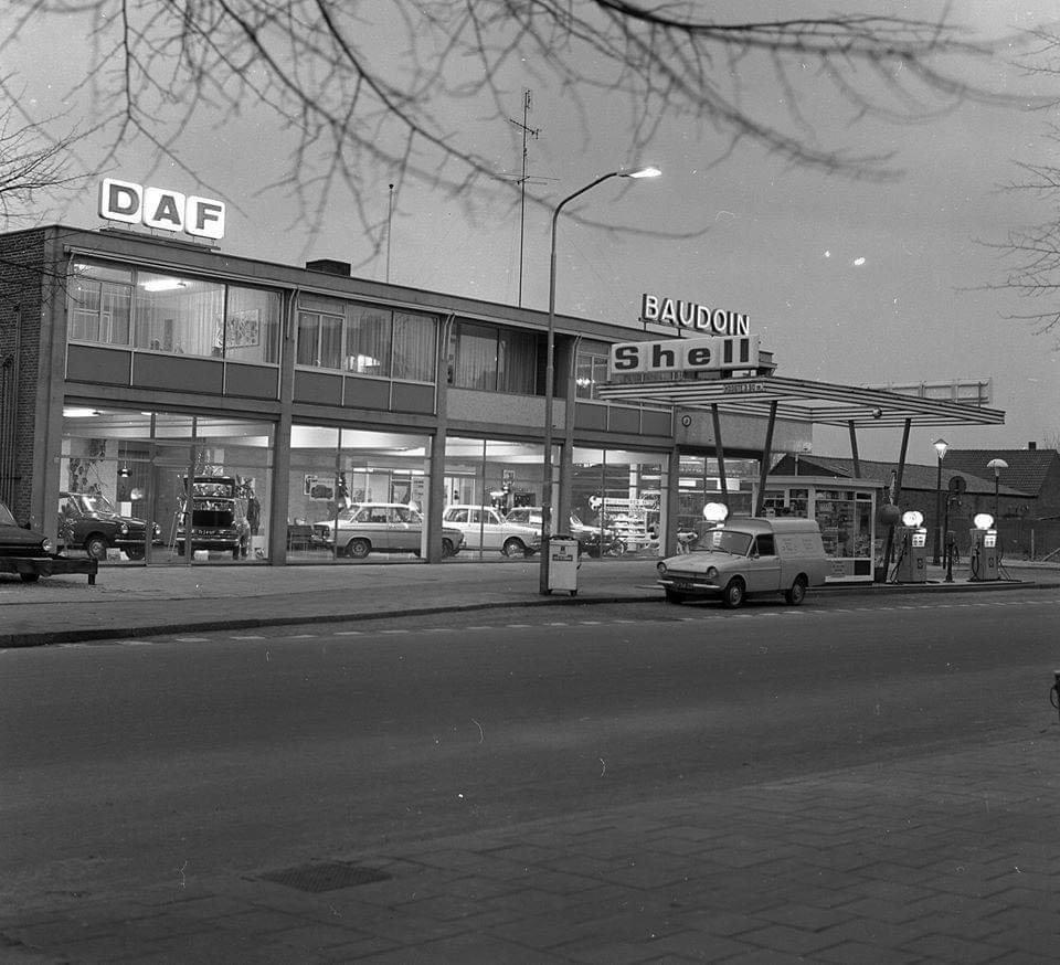 Daf-dealer-Baudoin-Zeelsestraat-Eindhoven