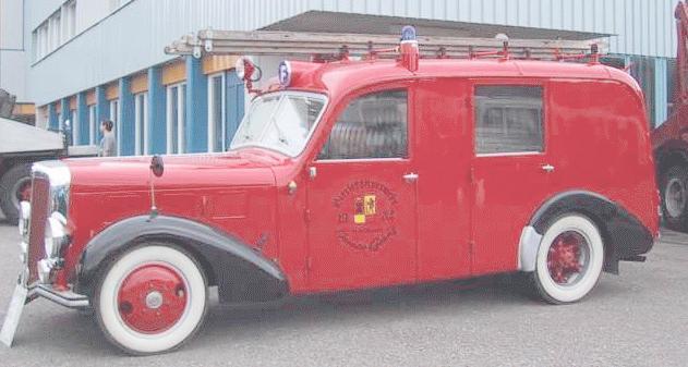 FBW-Brandweer