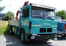 FBW-kranwagen
