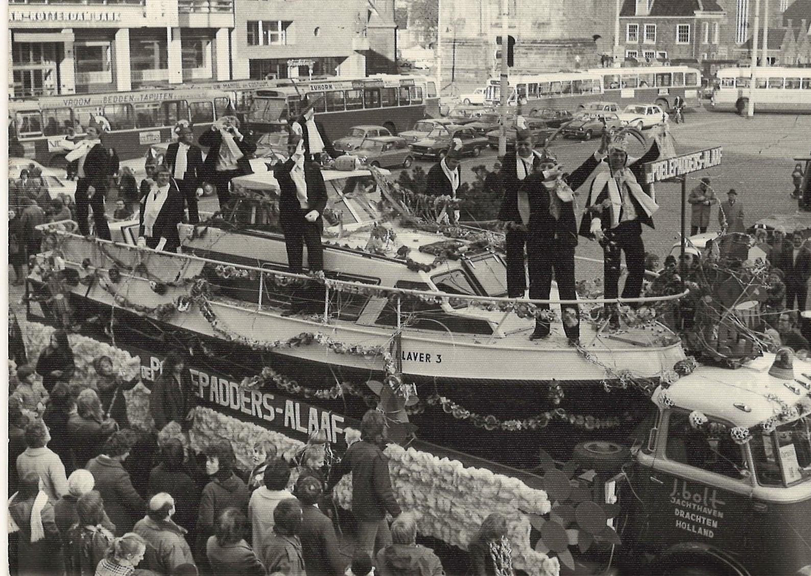 Chiel-Bolt-archief---Carnaval-begin-70-jaren-Groningen