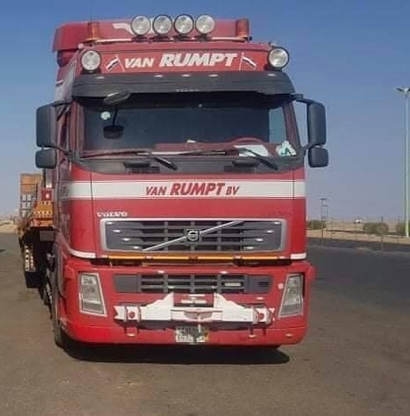 Volvo-in-Irak