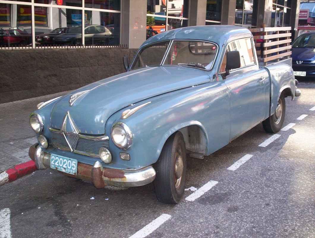hansa-1800-pickup