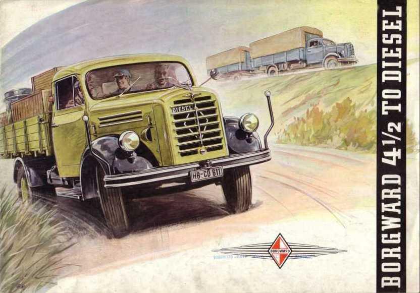 Borgward-B-4500-1