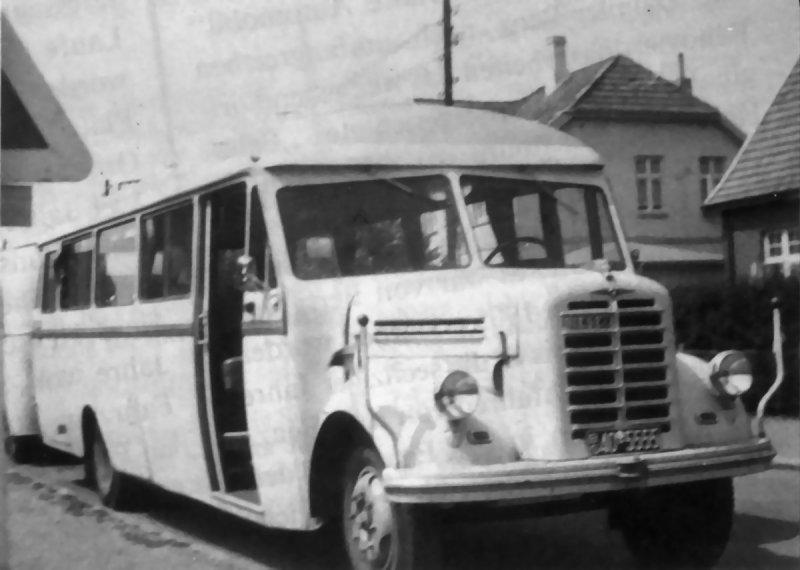 Borgward-omnibus