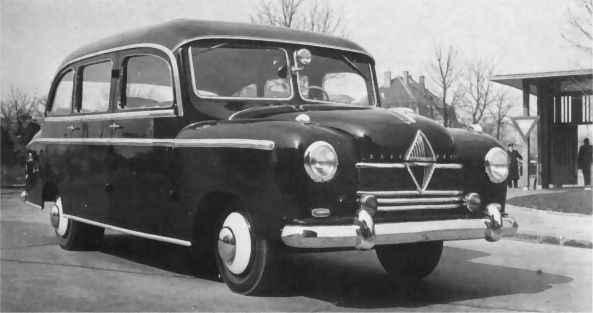 Borgward-pullmann-kleinbus