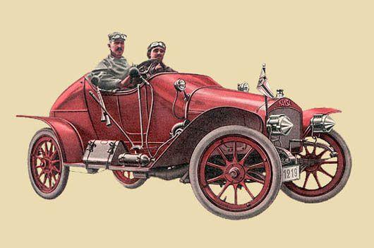Hansa-Cartype-racing