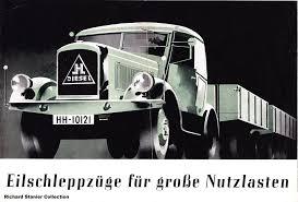 Hansa-Eilschlepwagen