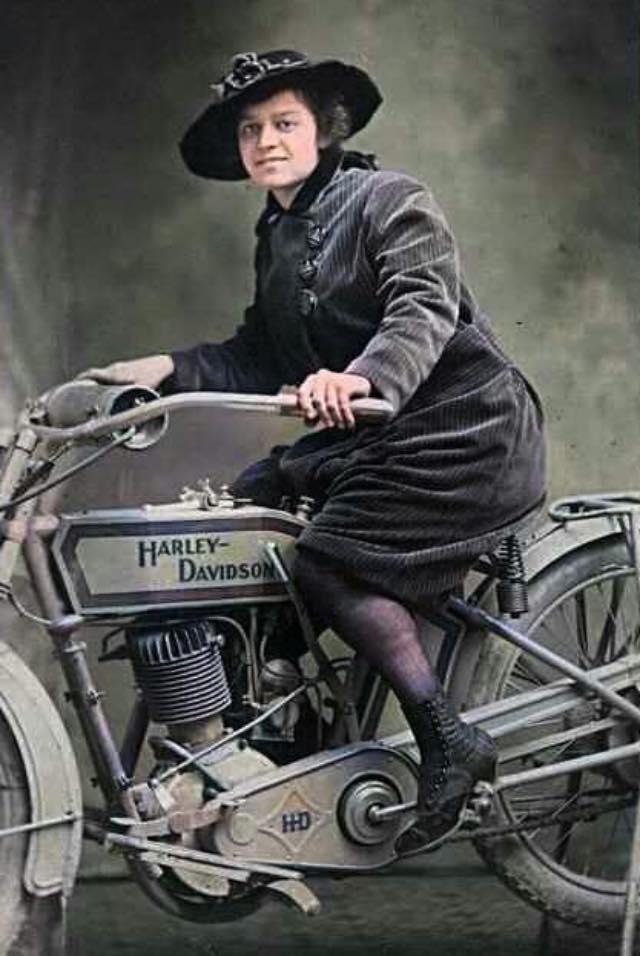 Harley-Davidson-