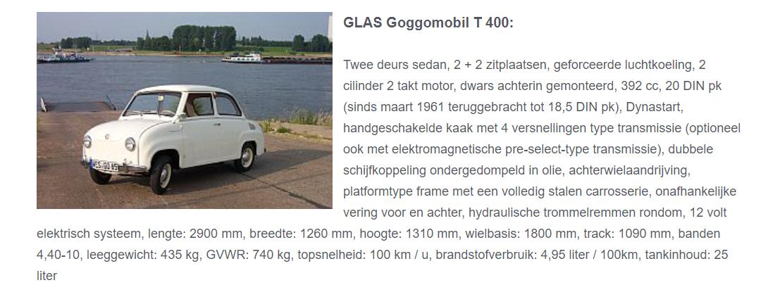 Goggomobil-T-400