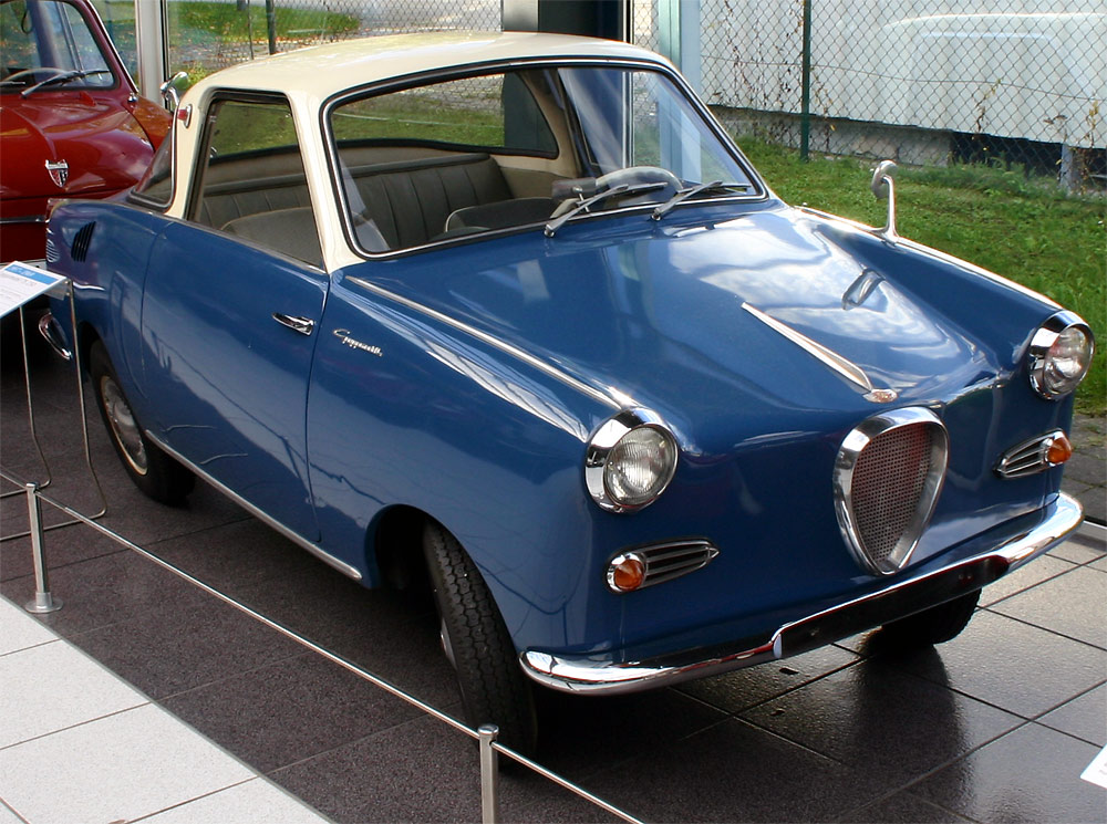Goggomobil-TS250