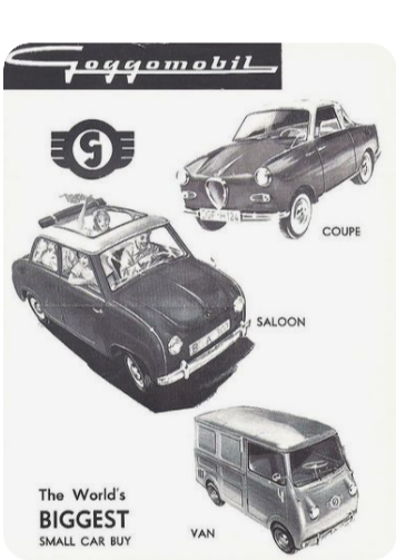 Goggomobil-biggest-small-car