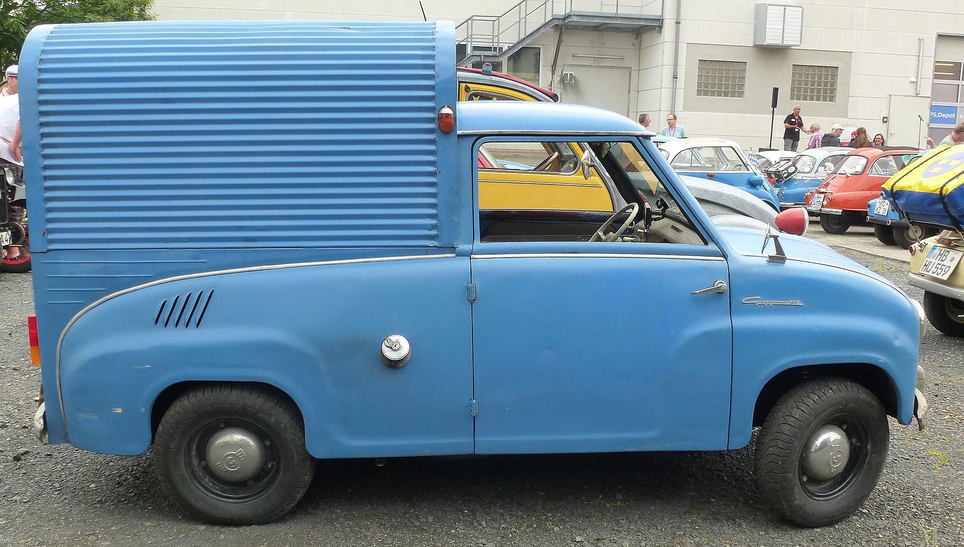 Goggomobil_FM_350_Kastenwagen_1964-Spanje-