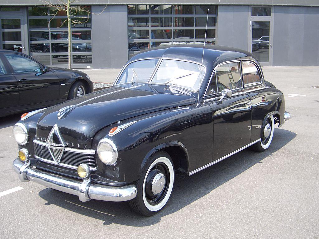 Borgward--1800-1952