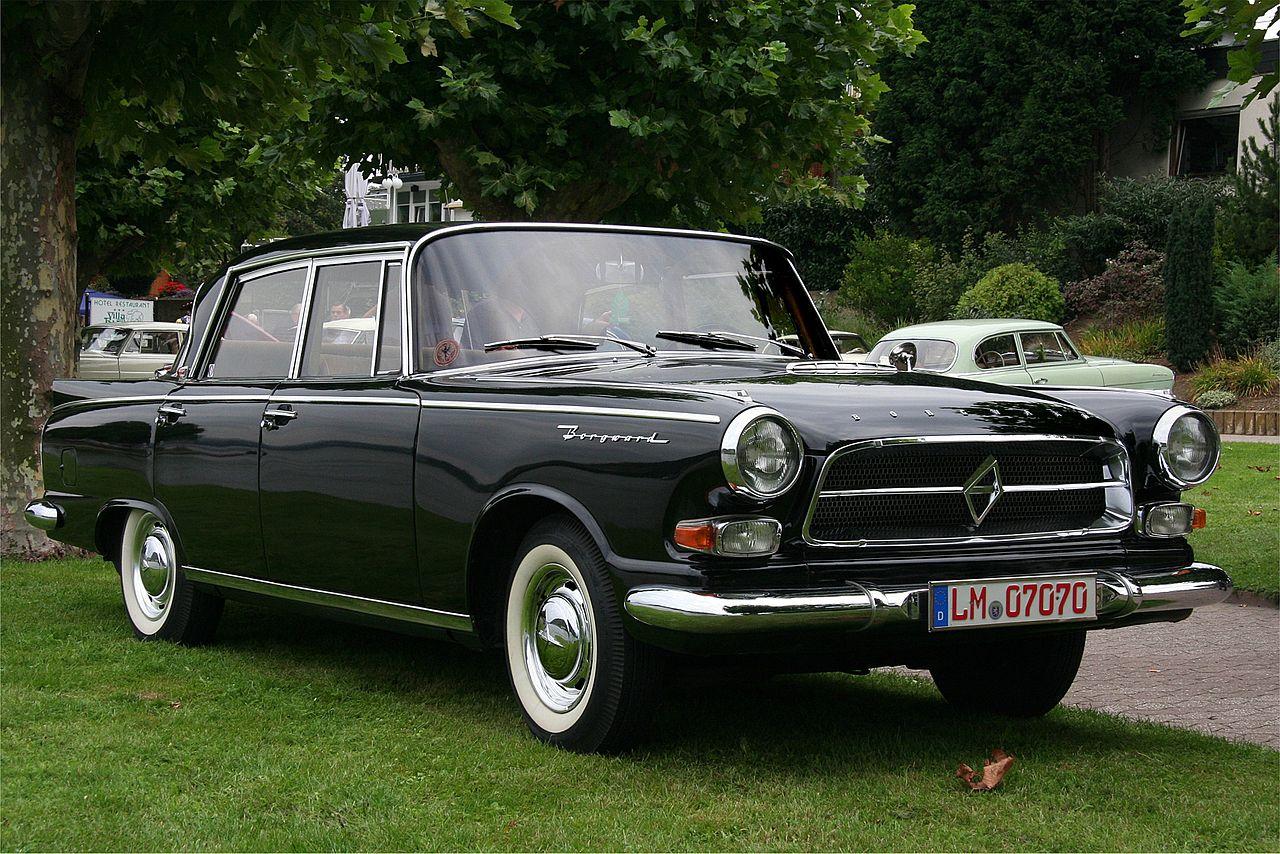 Borgward-P100-1961