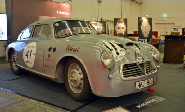Borgward-Rally