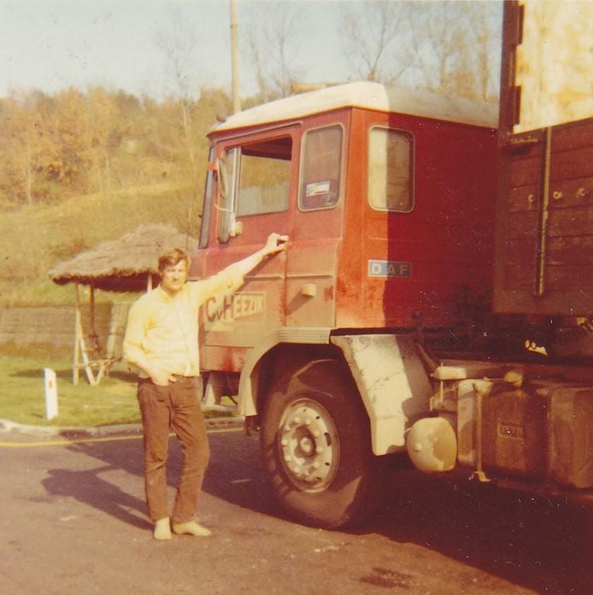 DAF-2600-Dick-Pater-in-Italie-1970-