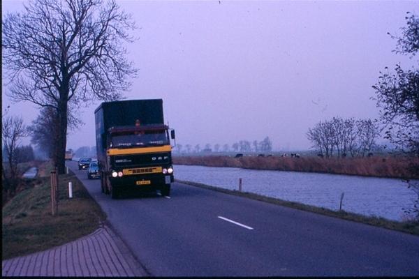 DAF-Motorwagen