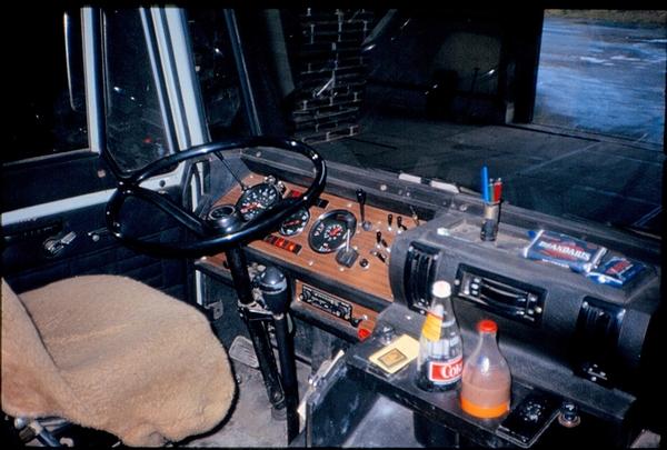 Daf-2800-cabine