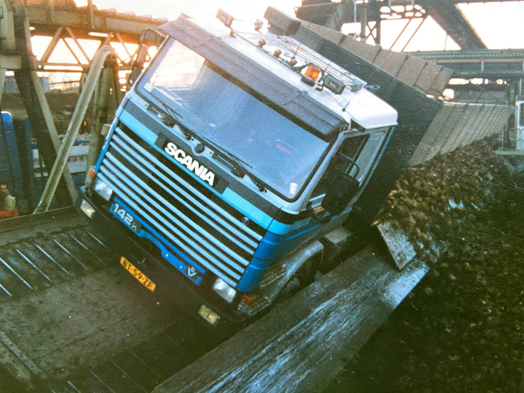 Scania-charter-voor-Butter