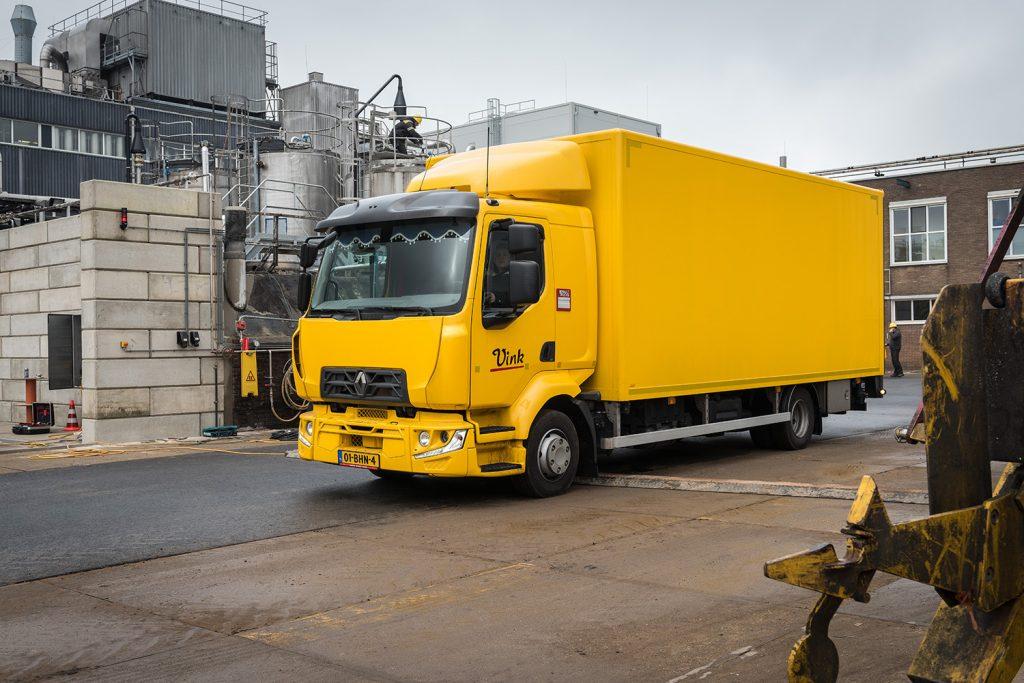 Renault-werkplaats