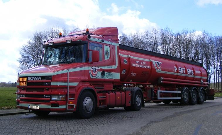 Scania--164-L