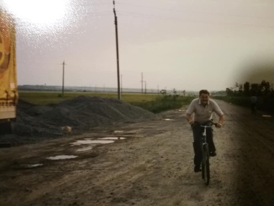 Theo-van-Gelderen---Jan-Daris--aan-het-sporten-in-Rusland-