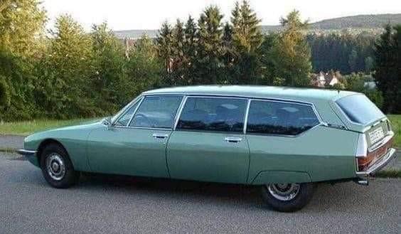 Citroen-SM-Wagon-Custom--1971-