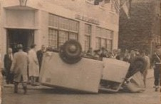 Chauffeur-Jo-van-Es-1955-Kaldenkerkerweg-Venlo-Transport-Wien--archief-zoon-Will-Venlo