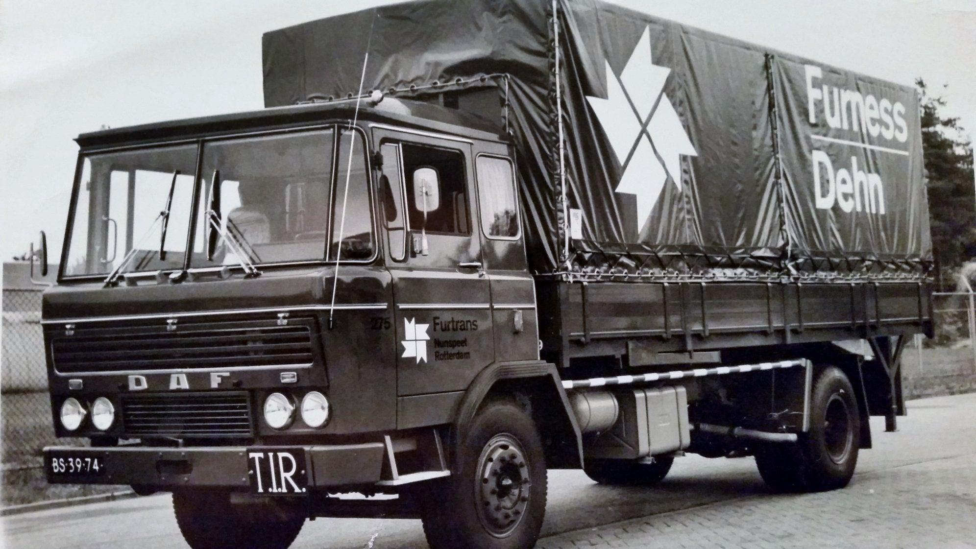 DAF-2600-bakwagen