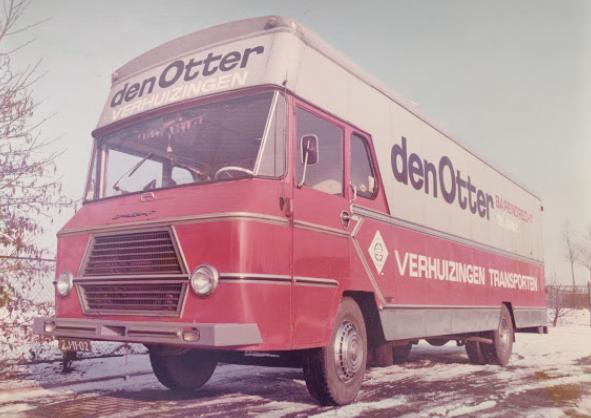 0-Daf-Kastenwagen