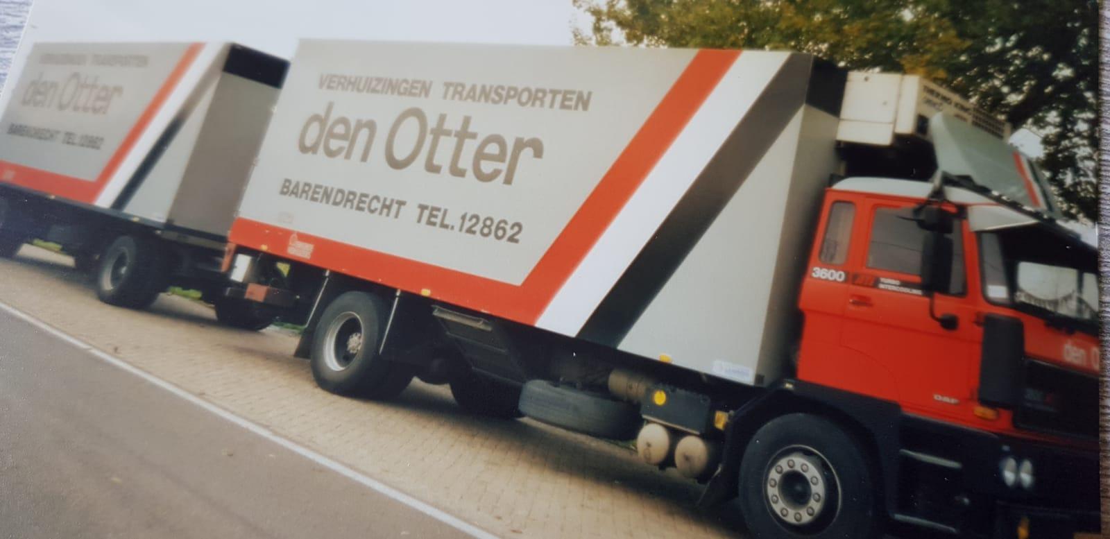 DAF-3600-Koelwagen