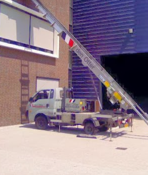 Ladderwagen-Hoogwerker-