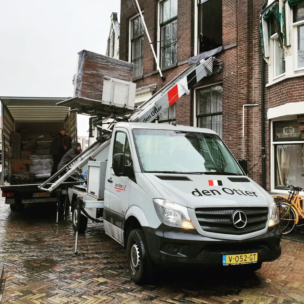 Mercedes-liftwagen