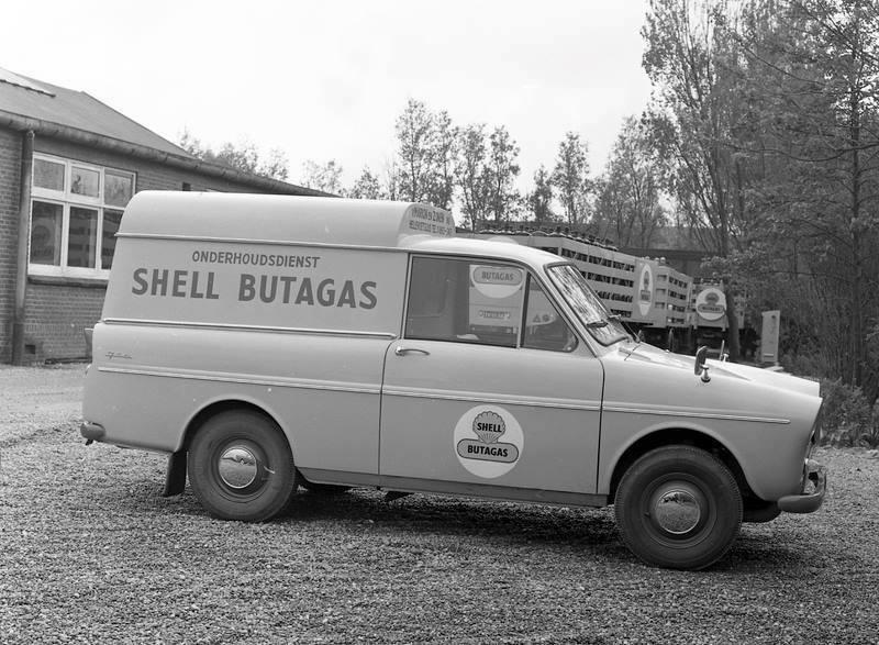 DAF-33-Bestel--1967-Ad-van-Geel-archief-