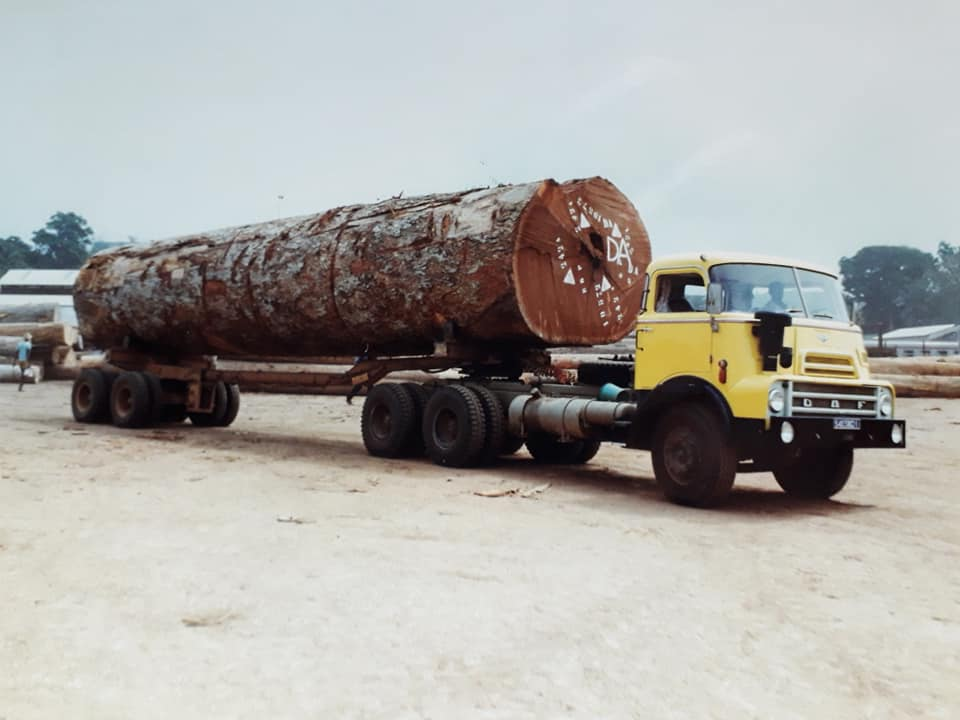 DAF-DO-in-de-bomen-transport-Ivoorkust-Hans-Koning-archief-(7)