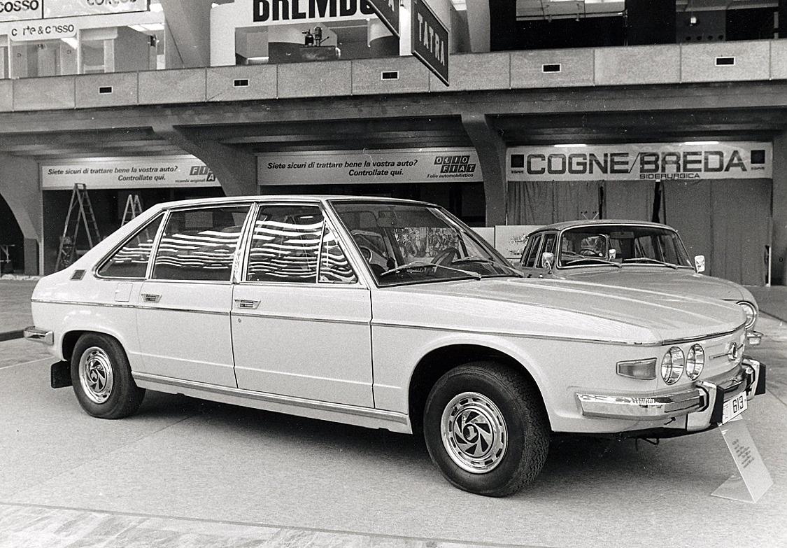 Tatra-613-salon-Turijn-1974