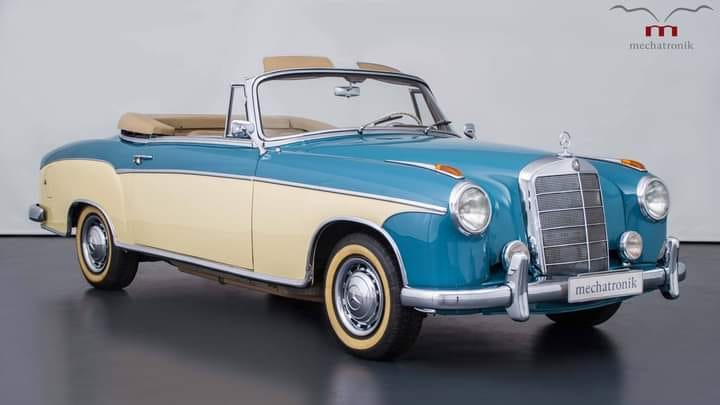Mercedes-Benz-Ponton-Cabriolet-1956--This-was-the-first-Mercedes-Benz-W180-220S-Ponton-Cabriolet-ever-to-be-built---(1)
