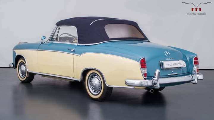 Mercedes-Benz-Ponton-Cabriolet-1956--This-was-the-first-Mercedes-Benz-W180-220S-Ponton-Cabriolet-ever-to-be-built---(3)