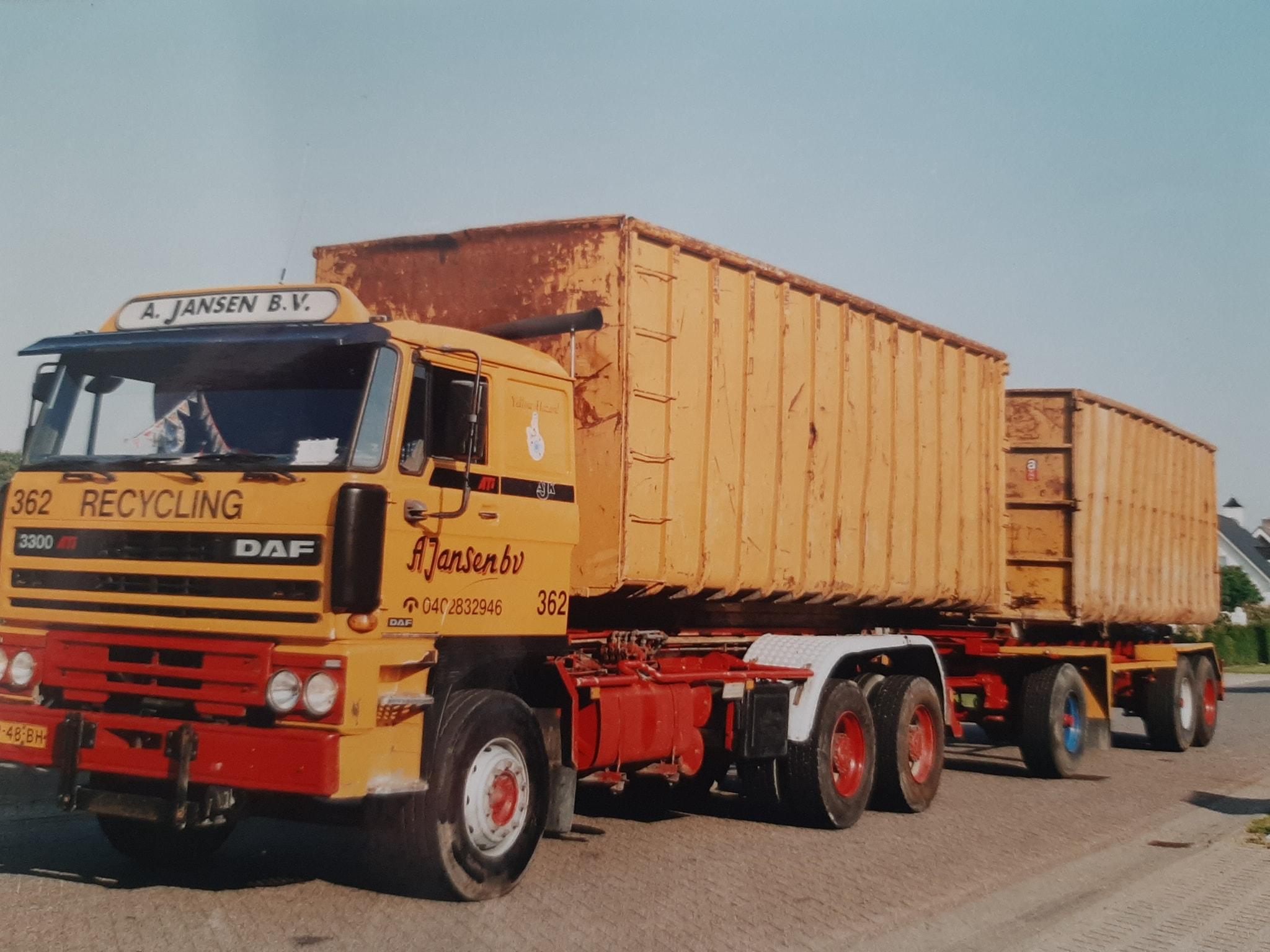 DAF-3300-6X4-