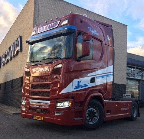 Scania-S450