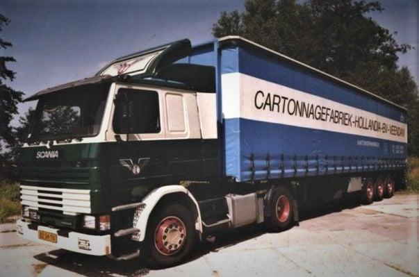 Scania-112H-met-reclame-
