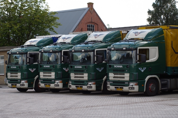 Scania-Line-Up