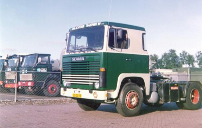 Scania-trekker