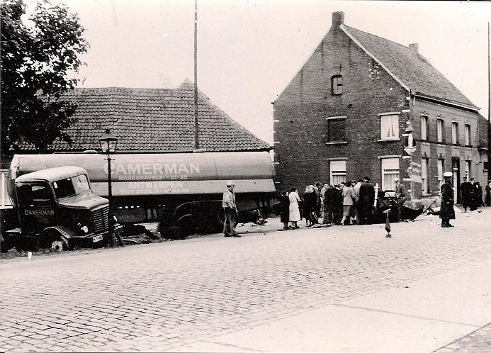 Woensdag--25-mei-1956-Waarloos---ter-hoogte-van-de-brouwerij-Maes--(5)