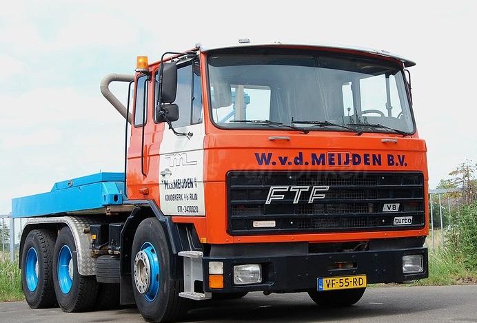 FTF-V8-VF-55-RD-6X4-