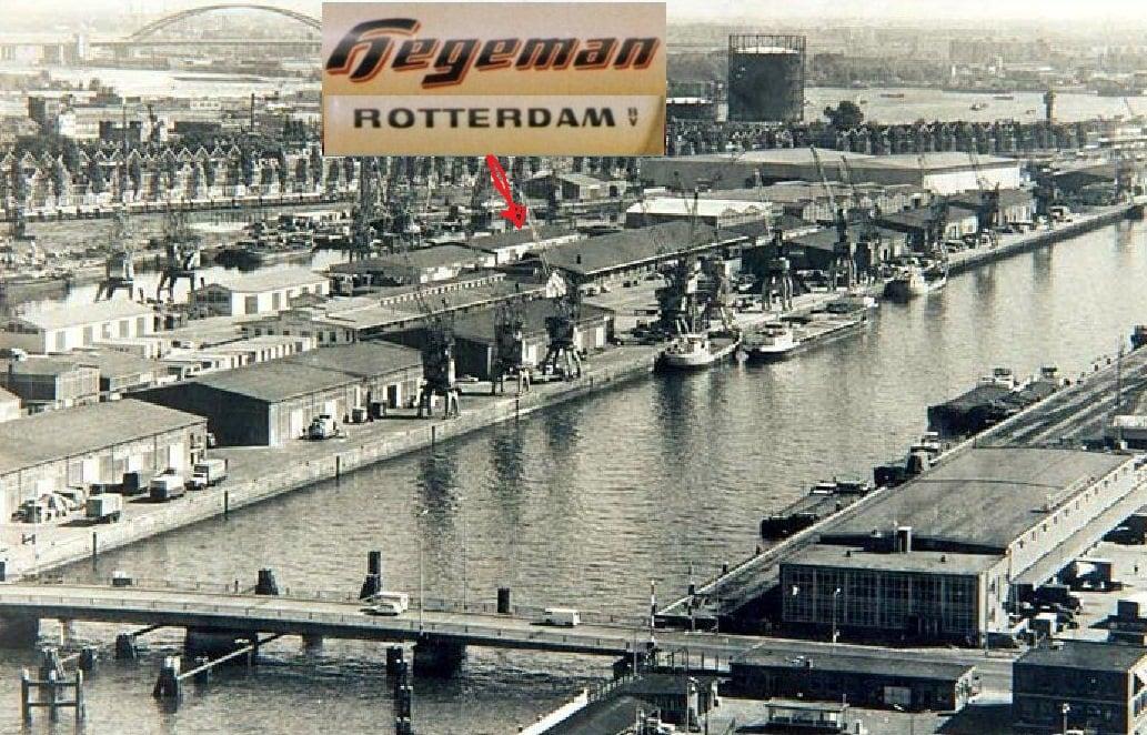 Binnenhaven-Rotterdam-met-kantoor-en-loods