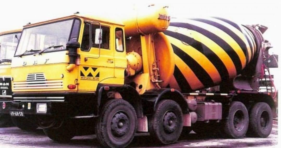 Daf-8X4-west-beton-Maassluis-